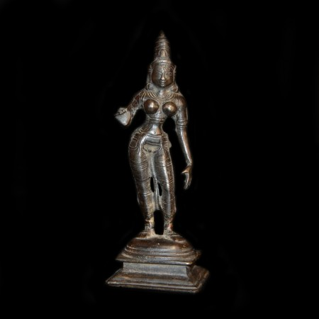 Antike Parvati Statue