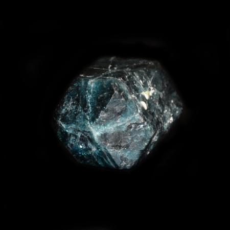 Grosser blauer Dravith / Blauer Turmalin