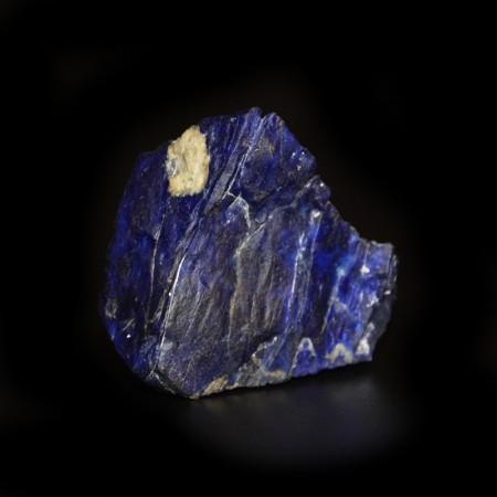 Vollständig terminierter Lazurit Kristall