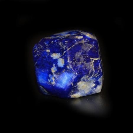 Terminierter Lazurit Kristall
