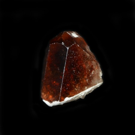 Terminierter Topaz Kristall