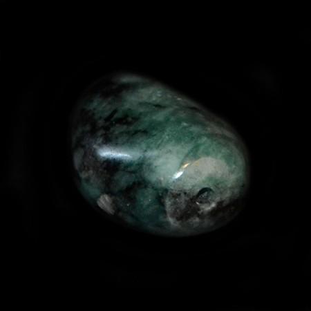 Grosse Smaragd Edelsteinperle
