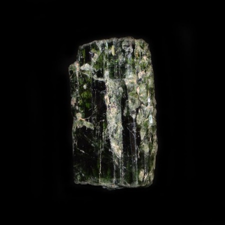 Terminierter Epidot Kristall