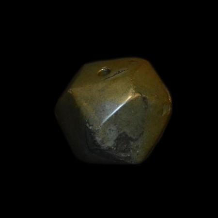 Antike islamische cornerless cube Perle