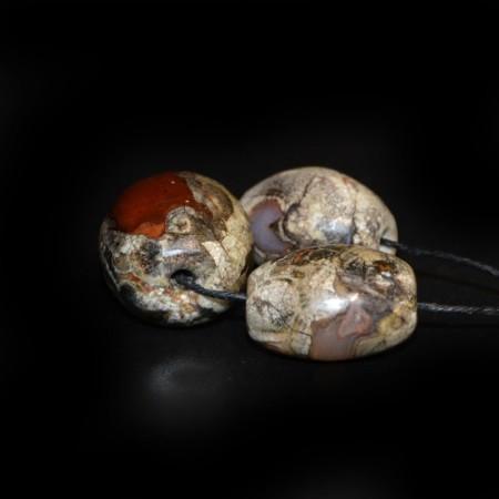 Handgemachte Australische Amulettstein Edelsteinperlen